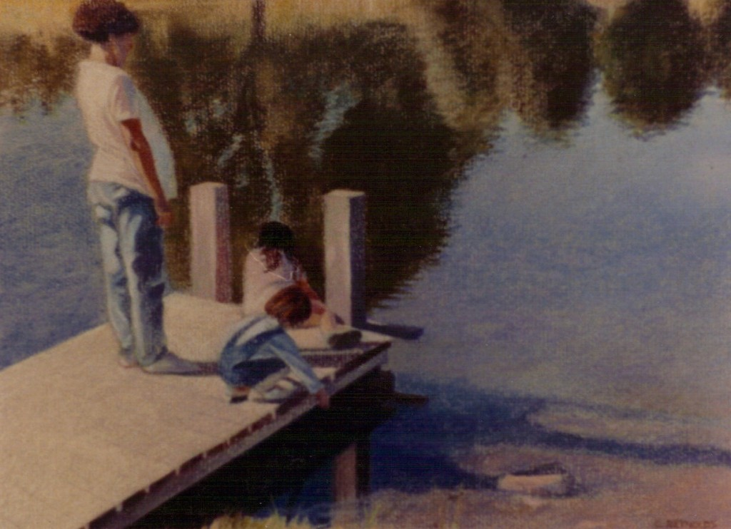 """Gentle Pond"""